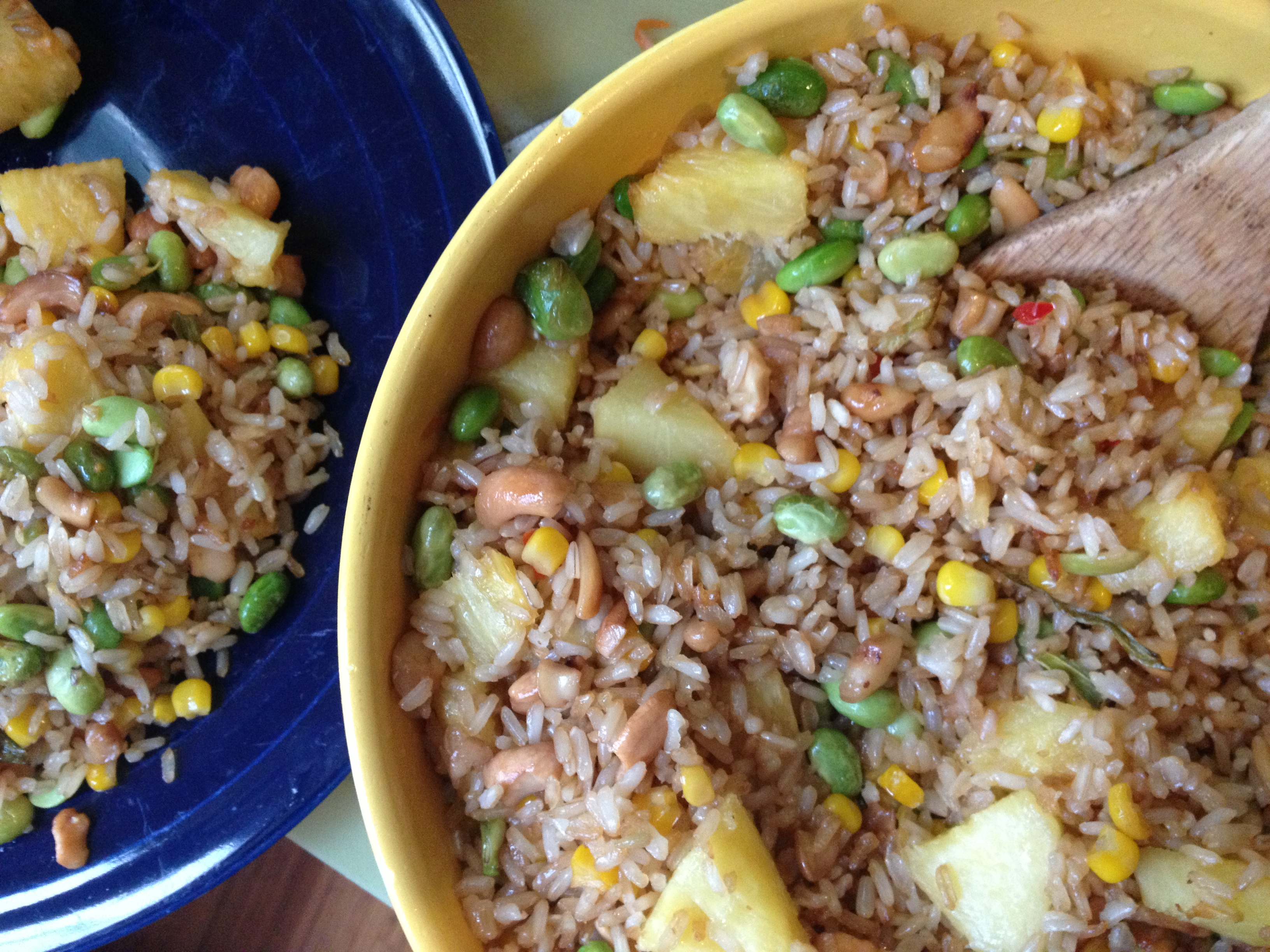 baked rice fried brown rice i six fried rice baked kimchi fried rice ...
